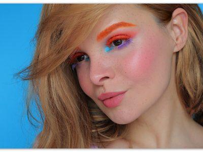 Макияж дня: мое оранжевое лето!