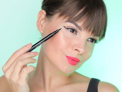 Лучшие приемы минималистичного макияжа: стрелки
