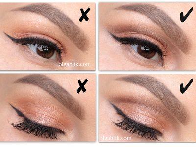 Как подчеркнуть складку века – пошаговый макияж