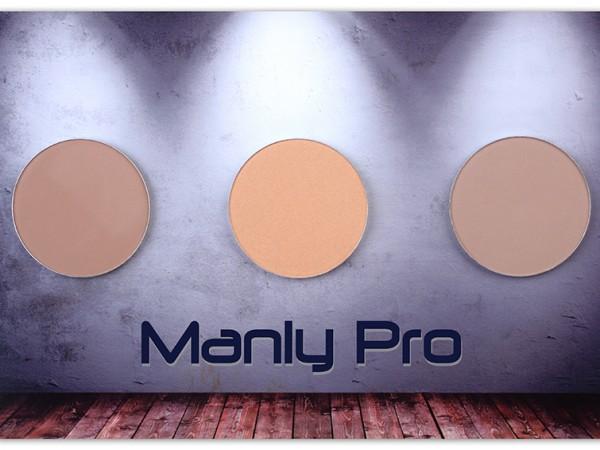 Матовые румяна Manly PRO и хайлайтер – отзыв, фото, свотчи
