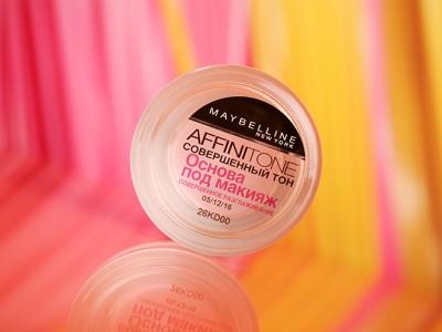 Maybelline Основа под макияж Affinitone Primer