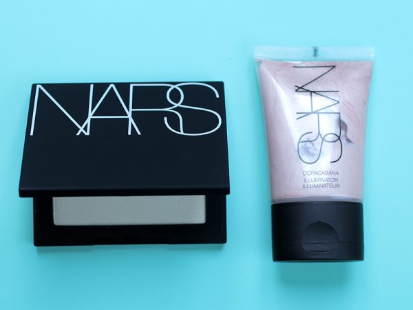 NARS Copacabana Illuminator и Albatross Highlighting Blush: отзывы