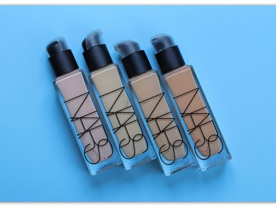 Тональный крем NARS Natural Radiant Longwear Foundation: отзывы