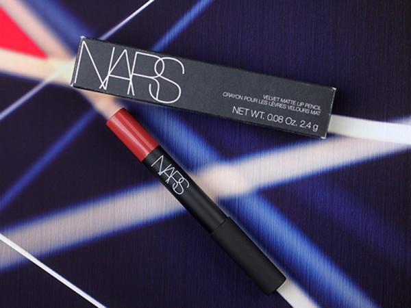 NARS Velvet Matte Lip Pencil Dolce Vita: отзывы на помаду-карандаш