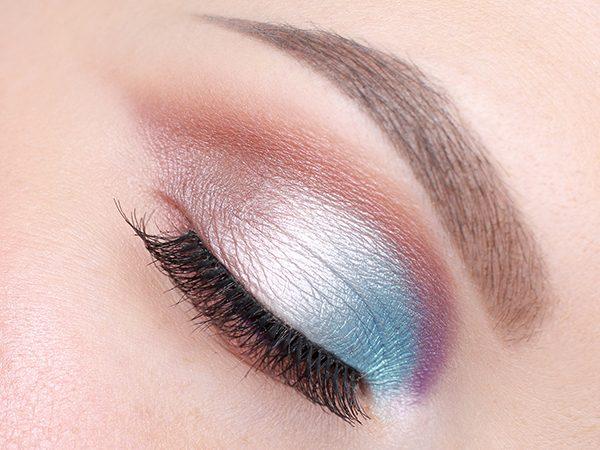 Пошаговый макияж глаз с косметикой NARS – фотоинструкция