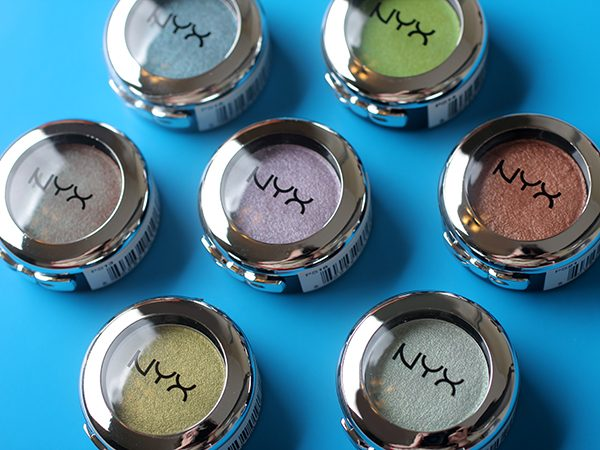 Тени NYX Prismatic Eyeshadows – отзыв, свотчи, фото