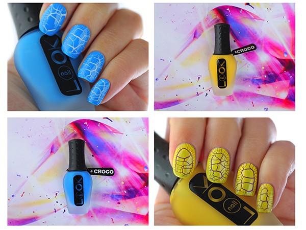Лак для ногтей NailLOOK Croco – отзывы и фото