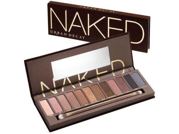 Urban Decay Naked 1 Eyeshadow Palette – отзывы и макияж