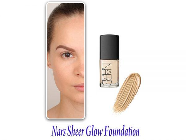 Тональный крем Nars Sheer Glow Foundation. Отзывы. Обзор.