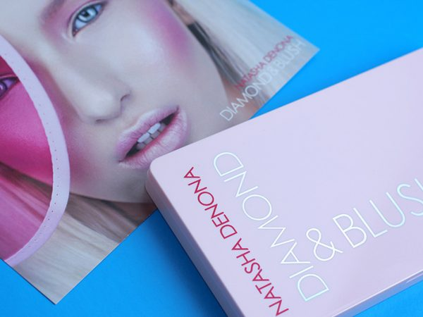 Весенние краски от Natasha Denona Diamond & Blush Palette