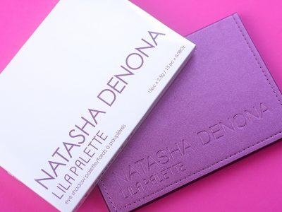 Natasha Denona Lila Palette: отзывы, свотчи, макияж, фото