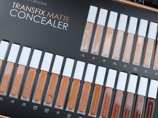 Transfix Matte Concealer – Natasha Denona: отзывы на консилер