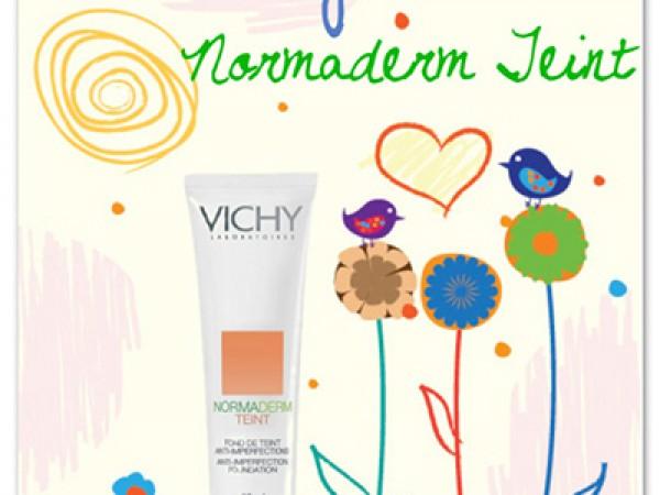 Тональный крем для проблемной кожи Vichy Normaderm Teint: отзывы
