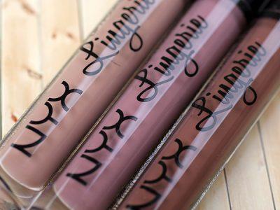 Жидкая матовая помада NYX Lip Lingerie Liquid Lipstick – отзыв