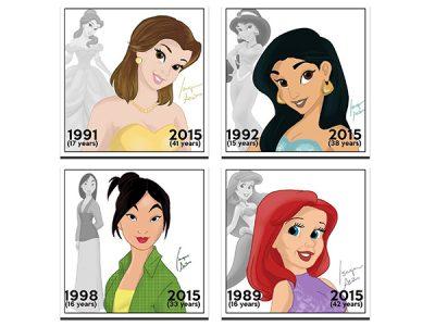Возрастной макияж: 5 ошибок в выборе косметики