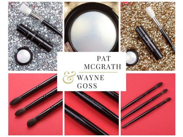 Распаковка косметики Pat McGrath и Wayne Goss