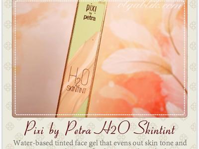 Тональный крем Pixi Beauty H2O SkinTint – отзывы и свотчи