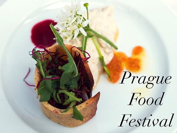 Фестиваль еды в Праге или как остаться голодным