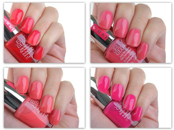 Лаки для ногтей Pupa Jelly Glow Smalto Ultra Glossato – отзыв