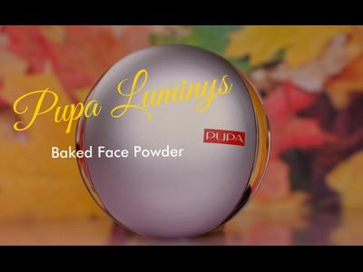 Запеченная пудра Pupa Luminys Baked Face Powder — отзыв