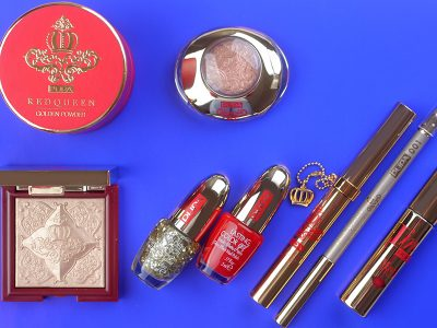 Pupa Red Queen Collection Holiday Christmas 2016 – отзыв