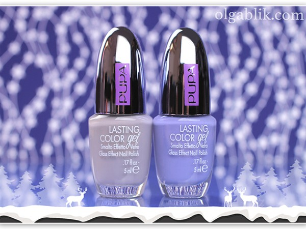 PUPA Snow Queen Christmas 2014 Collection: лаки для ногтей