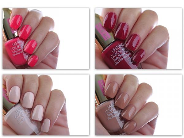 Лак для ногтей Pupa Soft & Wild Lasting Color Gel – отзыв