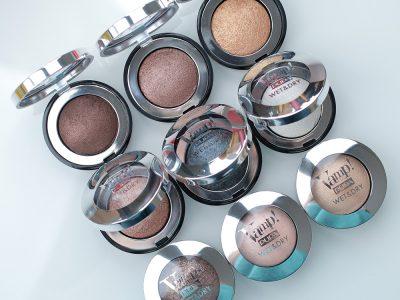 Запеченные тени Pupa Vamp! Wet & Dry Eyeshadow – отзывы