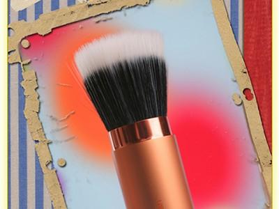 Real Techniques Retractable Bronzer Brush – отзывы и фото