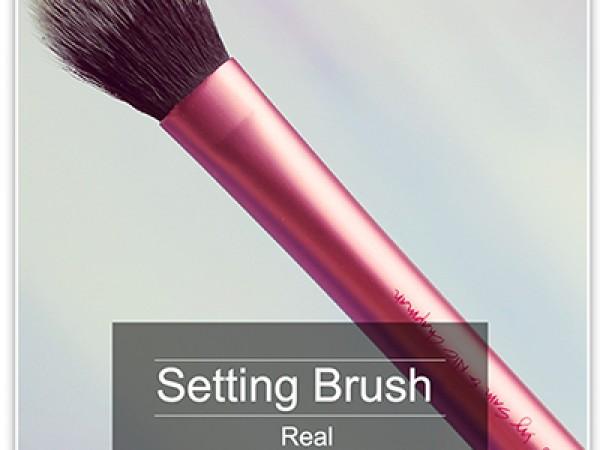 Real Techniques Setting Brush – отзыв визажиста