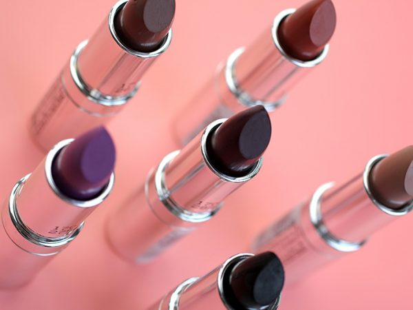 Помада Seventeen Matte Lasting Lipstick: отрицательный и положительный опыт
