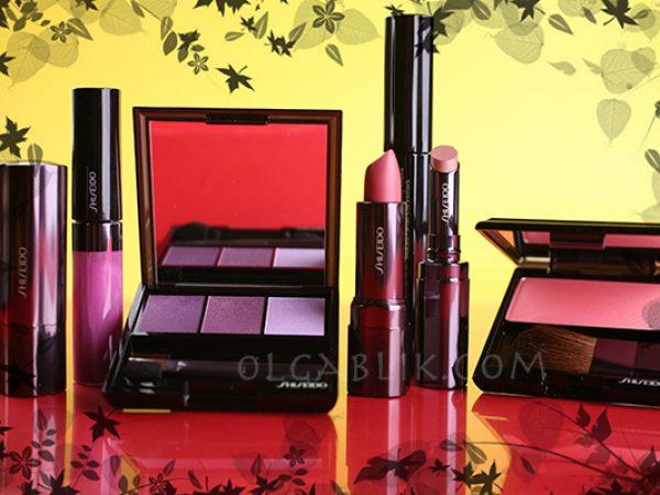 Распаковка косметики Shiseido: первое впечатление
