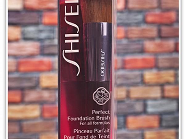 Кисть для тонального крема Shiseido Perfect Foundation Brush – отзывы