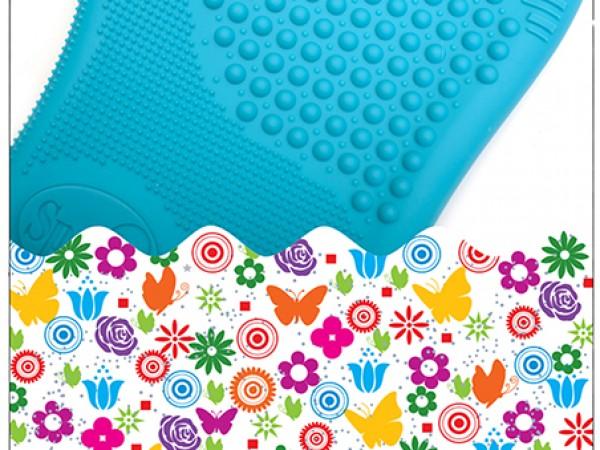 SigmaSpa Brush Cleaning Glove-Варежка для мытья кистей