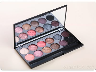 Палетка Sleek i-Divine Eyeshadow Palette Oh So Special: отзывы и фото