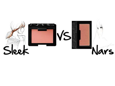 Румяна Sleek Blush in Rose Gold или Nars Blush Orgazm: какие лучше?