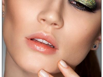 Как использовать блестки в макияже глаз – пошаговый урок