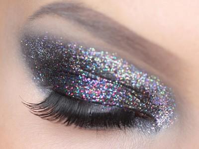 Smoky eyes: Новогодний макияж