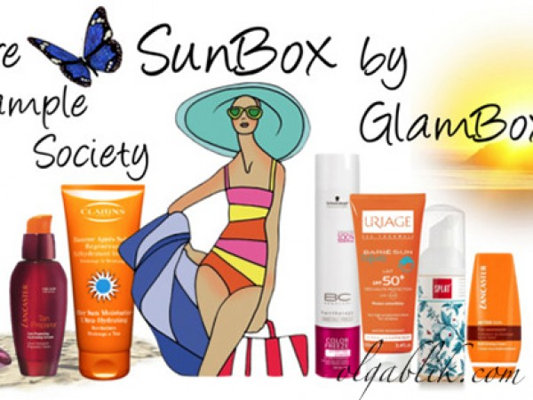 SunBox Allure Sample Society by GlamBox