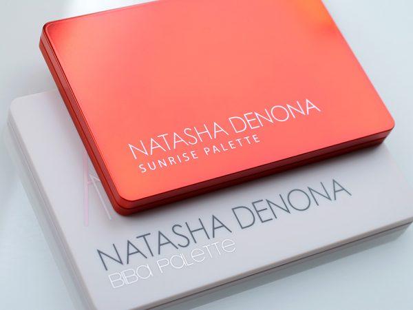 Распаковка посылок от Natasha Denona: палетки теней