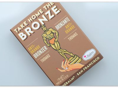 Бронзер Take Home The Bronze Thomas – theBalm: отзывы