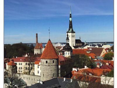 Таллин моими глазами: отзыв туриста