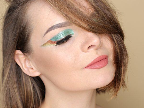 Тамми Танука: Пошаговый макияж