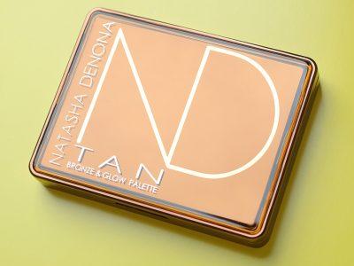 Tan Bronze & Glow Palette – Natasha Denona: отзывы и макияж