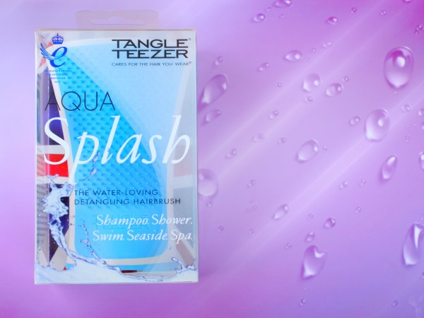 Щетка для волос Tangle Teezer Aqua Splash – отзыв и фото