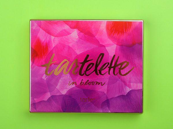 Tarte Tartelette In Bloom Eyeshadow Palette – отзыв, фото, макияж
