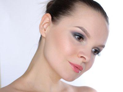 Повседневный  макияж для карих глаз  – пошаговый урок
