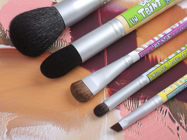 Кисти для макияжа The Balm Brush – отзыв и фото