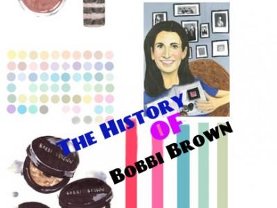 Bobbi Brown: история косметического бренда