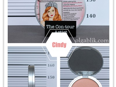 TheBalm Cindy-Lou Manizer Highlighter: отзывы и фото